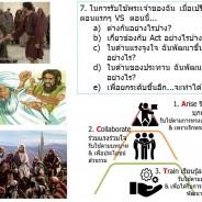 โรม 9-16 & เติบโตผ่านการรับใช้ Act